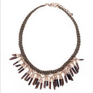 🆕 NIB Stella & Dot Bora Fringe necklace